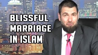 How Muslims can have a Blissful Marriage in Islam – The Deen Show
