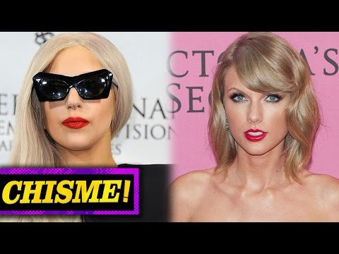 Lady Gaga VIOLADA & Taylor Swift PELEA con Modelo de Victoria's Secret?!