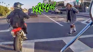 Stupid, Crazy & Angry People Vs Bikers 2018 [Ep.#558] ROAD RAGE