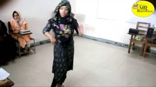 Dance Baby Moyna II Item song dancing performance by student of SIMT