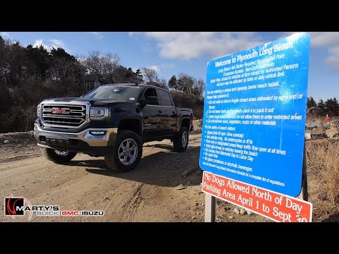 Lifted 2016 GMC Sierra 1500 - This is it!