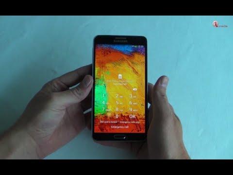 Samsung Galaxy Note 3 (SM N900) - Hands on