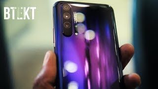 Honor 20 Pro First Look | Gorgeous Looks and Quad Cameras
