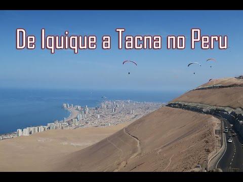 Atacama - Machu Picchu 2016 - Dia 10 - De Iquique a Arica (Chile) e Tacna - Peru