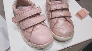 SUB) Очистить и восстановить детские кросовки First Walkers by George