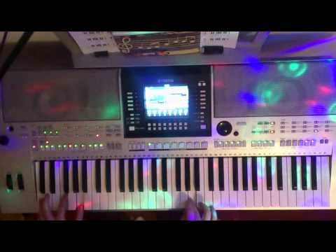 Jak Zagrać 13# Andre - Ale Ale Aleksandra /keyboard S910/ HD/mp3