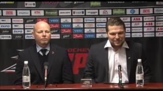 Sport - JYP lehdistötilaisuus 7.1.2017