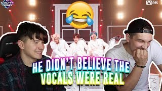 "NON KPOP FAN REACTS TO BTS (MIC DROP, DIONYSUS LIVE PERFORMANCE) | ""ITS REAL VOCALS BRO"""