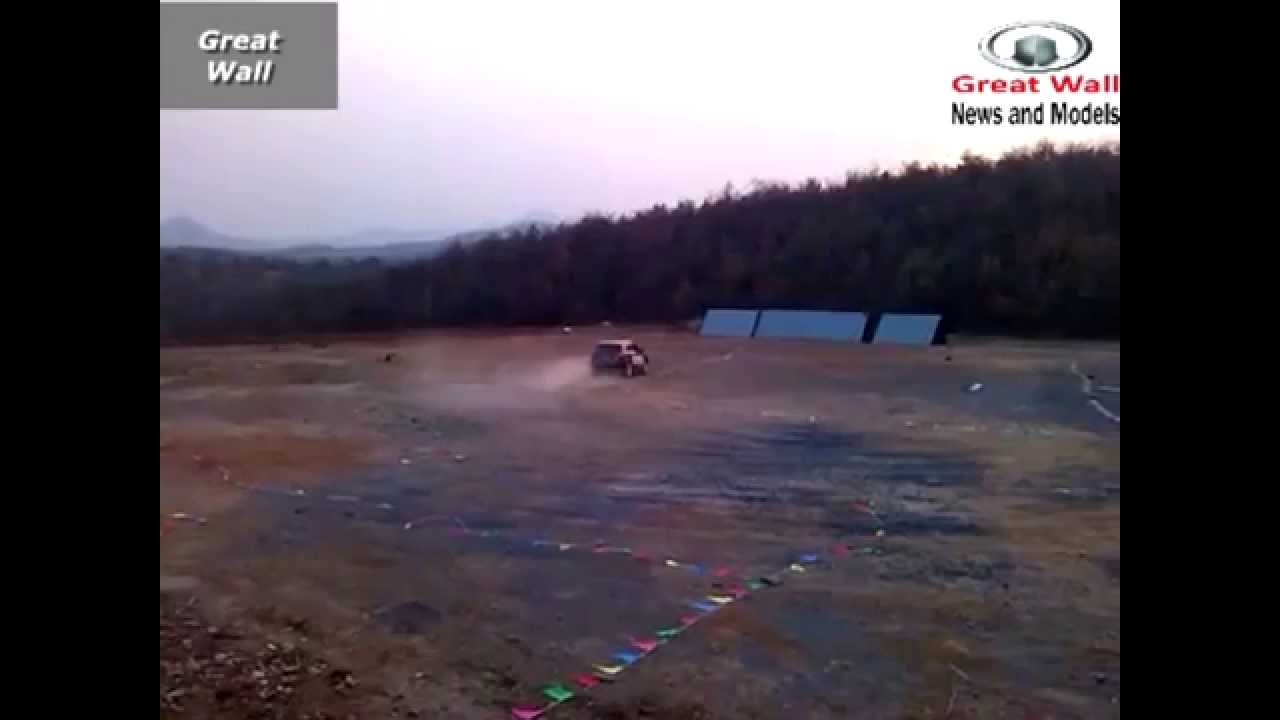 Great Wall Haval H2: цена, тест-драйв, видео, фото