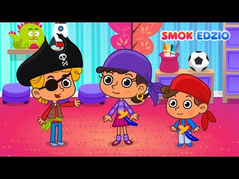 Przedszkolaczek | Piosenki Dla Dzieci Smoka Edzia | Zestaw Piosenek 30 Minut