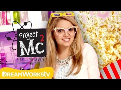 Adrienne Attoms' Yummy Science: Movie Night Snacks | Project Mc²