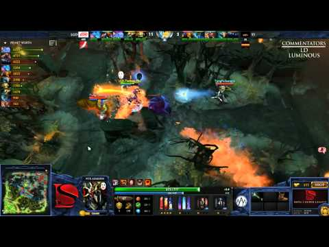 LGDcn vs TongFu DSL 1