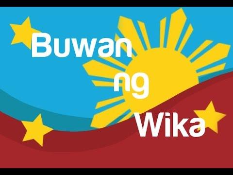 Slogan Making Buwan ng Wika Buwan ng Wika 2015 Filipino