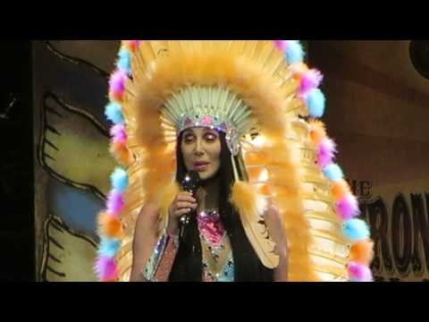 Cher~ Half Breed, Us Airways Center, Phoenix Az 3 22 14 video