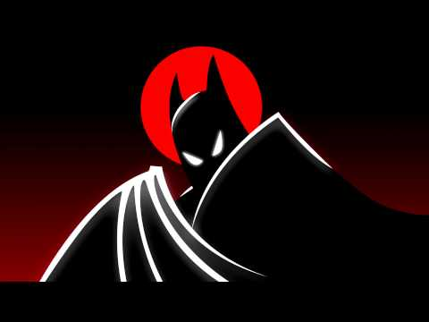 Batman The Animated Series - Extended Main Title Soundtrack [Full HD 1080p]