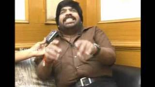 T.Rajendar - How to create music from tables,pencil boxes,scales & books !!