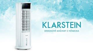 Přenosná klimatizační mašinka z Německa! | Klarstein Skyscraper Horizon