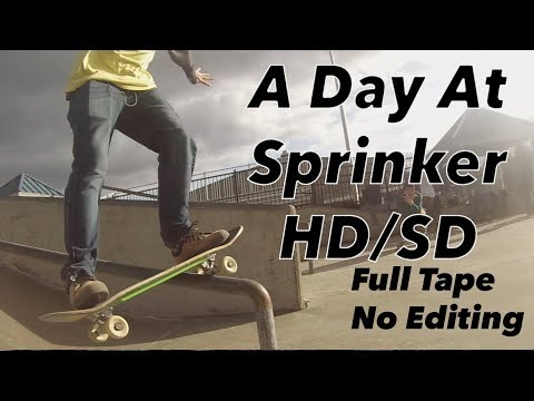 Day At Sprinker HD/SD