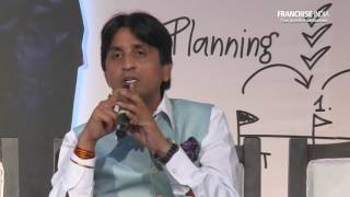 Kumar Vishwas speaks about his journey