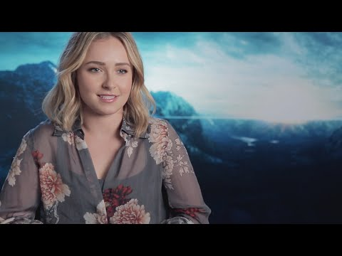 "Until Dawn ""Meet the Cast"" (Bonus Content) Hayden Panettiere Rami Malek Brett Dalton Behind Scenes"