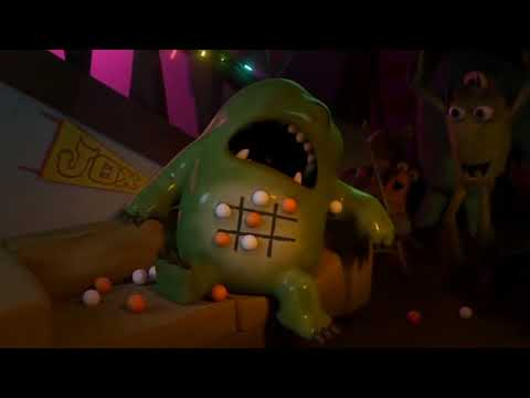 Monstruos University - Trailer 2 en español