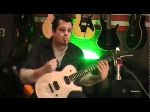 How To Play Sweet Dreams By Marilyn Manson On Guitar video