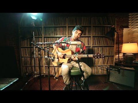 Axel Mansoor — Wasted My Love: In Studio Live at Beyond Studios