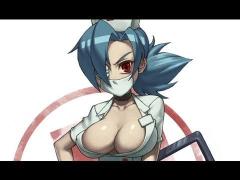 Skullgirls - Sexy Anime Girls Fight To The Death (gameplay 720p) video