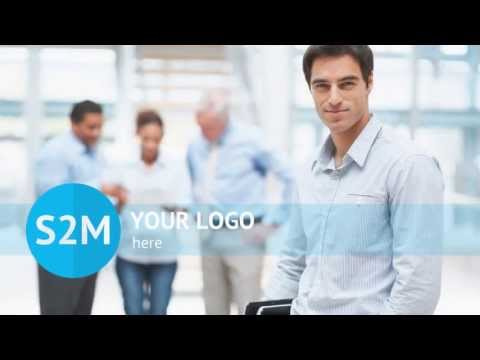Keynote & PowerPoint Premium Presentation: S2M blue