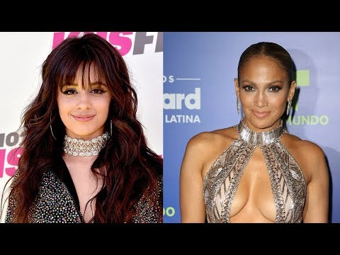 Camila Cabello SINGS With Jennifer Lopez On Puerto Rico Benefit Song