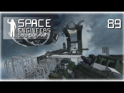 Space Engineers • Solo Survival • 89 •  Something like this