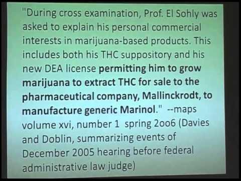 Cannabinoid Medical Science and Political Ecology - Dr. Sunil Kumar Aggarwal