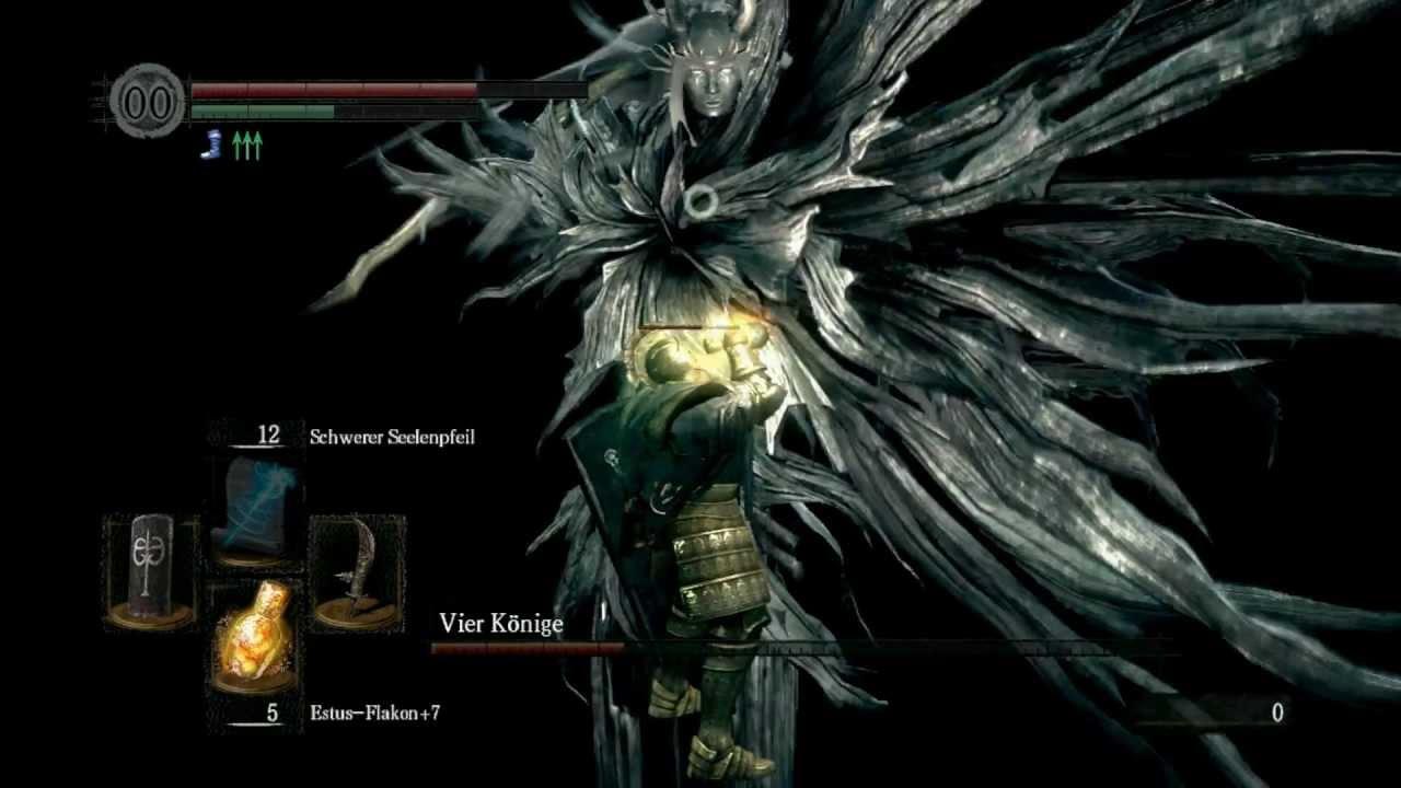 dark souls 4 kings strategy game