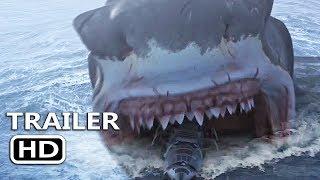 MEGALODON Official Trailer (2018) Horror Movie