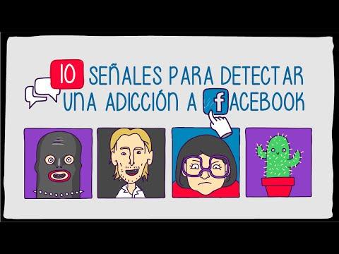 10 señales para detectar una adicción a Facebook