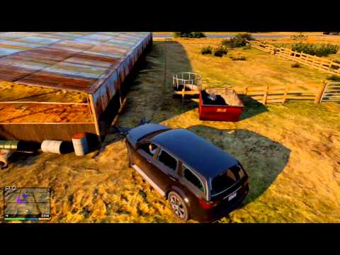 Things To Do In... Grand Theft Auto V: Cow Tipping