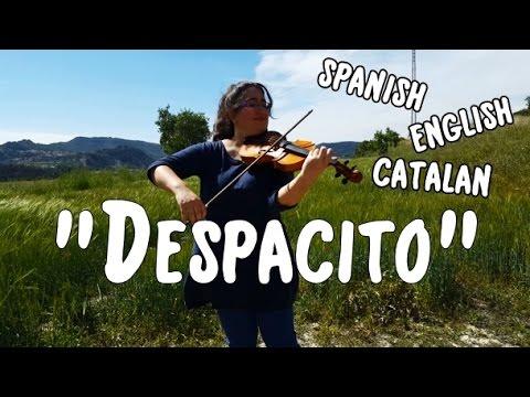 """""""Despacito""""   """"Google Translate"""" + Original - Full Cover by Mireia Decler #1"""