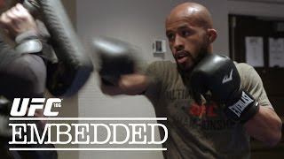 UFC 186 Embedded: Vlog Series - Episode 2