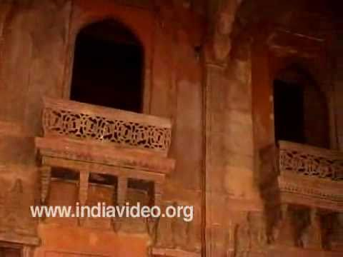 The Palace of Jodha Bai, Fatehpur Sikri