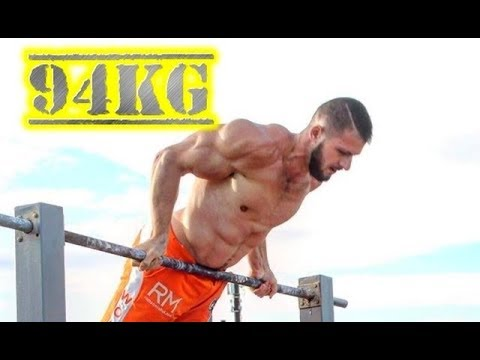 Тяжелые МОНСТРЫ Воркаута 90+кг