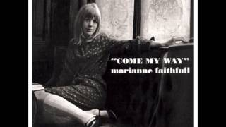 Watch Marianne Faithfull Black Girl video