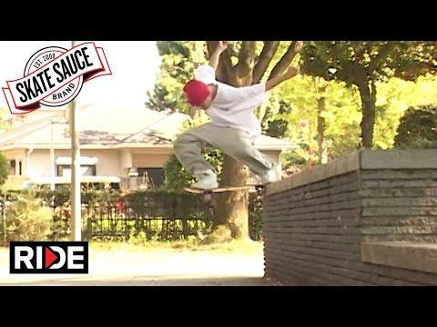 Skate Sauce Japan Tour