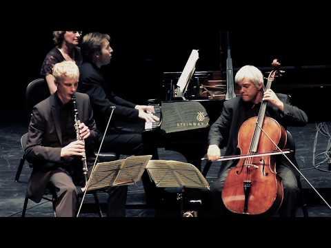 Johannes Brahms - Trio in A minor op.114