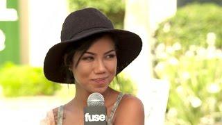 Jhené Aiko - Festival Interview 2014