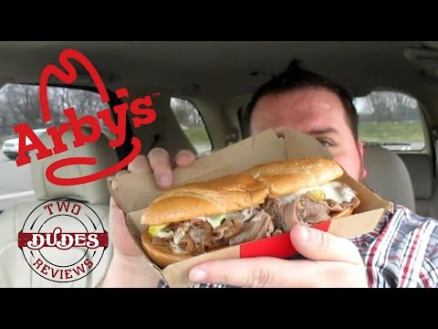 Chicago-Style Beef Dip - Arby's - TDR Solo Review
