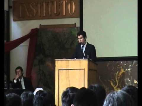 Debate 4G  Liceo de Aplicación  vs Instituto Nacional (2007)