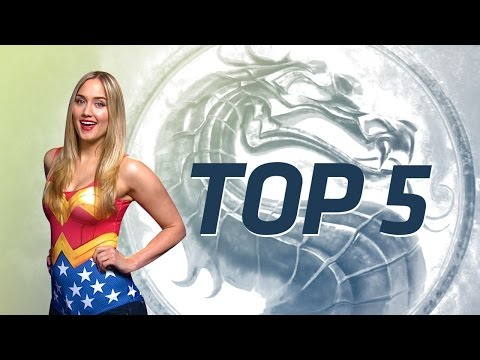 From MKX to Metal Gear 5, It's The Top 5 News of the Week - IGN Daily Fix