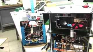 Coupe de France de Robotique 2014 : l