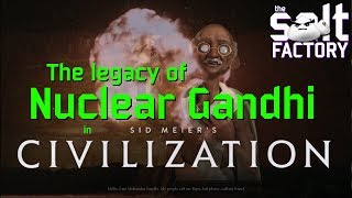 Chasing Bugs - Why Gandhi Went Nuclear (Civilization)