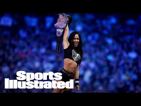 WWE Superstar AJ Lee Reflects On Her Career, Reveals If She'll Return | SI NOW | Sports Illustrated
